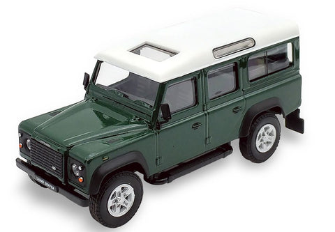 Cararama Land Rover Defender Green