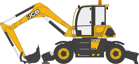 JCB Diecast Construction Model Vehicles: Oxford Diecast