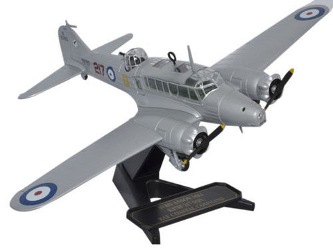 Oxford Diecast Avro Anson 217 Sqaudron RAF 1:72 Model Aircraft