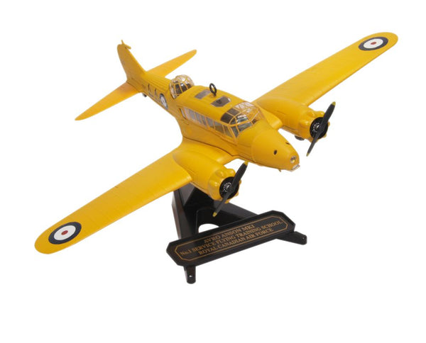 Oxford Diecast Avro Anson AA 1:72 Model Aircraft