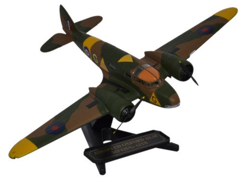 Oxford Diecast Airspeed Oxford RAF Museum Hendon 1:72 Model Aircraft