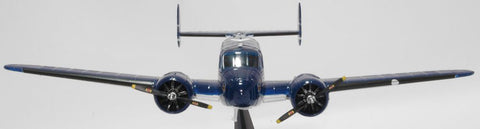 Oxford Diecast Twin Beech G-BKGM - Bristol Airways