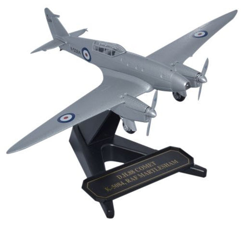 Oxford Diecast DH88 Comet K5084 RAF Martlesham 1:72 Model Aircraft