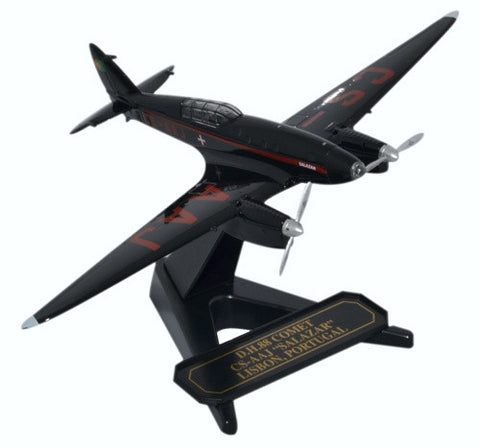 Oxford Diecast Dh88 Comet CS-AAJ-Salazar  Portugal 1:72 Model Aircraft