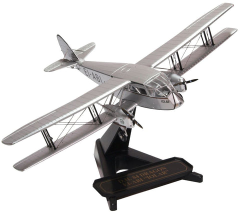 Oxford Diecast DH84 Dragon EI ABI IOLAR