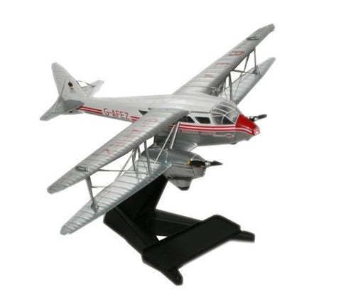 Oxford Diecast BEA DH Dragon Rapide1:72 Model Aircraft