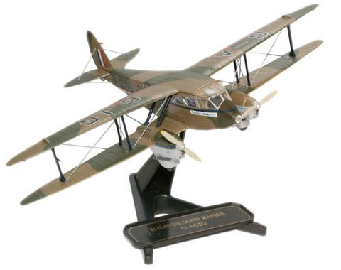 Oxford Diecast Scottish Airways Ltd Dragon Rapide 1:72 Model Aircraft