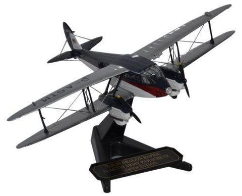 Oxford Diecast Dragon Rapide Army Parachute Assoc 1:72 Model Aircraft