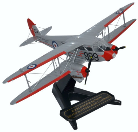 Oxford Diecast DH89 Dominie HG709 RNAS Culdrose 1:72 Model Aircraft