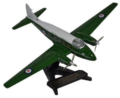 Oxford Diecast Sea Devon RNAS Admirals Barge 1:72 Model Aircraft