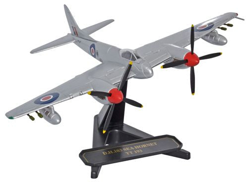 Oxford Diecast DH103 Sea Hornet Royal Navy 1:72 Model Aircraft