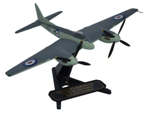 Oxford Diecast Sea Hornet 801 Sqn. HMS Implacable 1:72 Model Aircraft