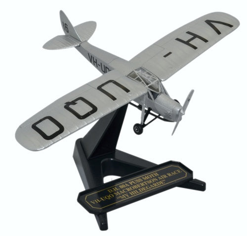 Oxford Diecast DH80a Puss Moth My Hildegarde 1:72 Model Aircraft