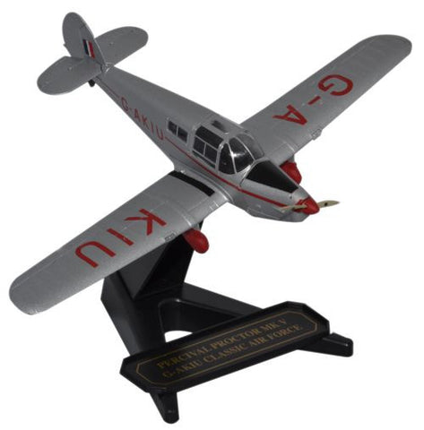 Oxford Diecast Percival Proctor Classic Air Force 1:72 Model Aircraft
