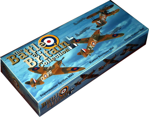 Oxford Diecast Battle of Britain 70th Anniversary 1:72 Model Aircraft