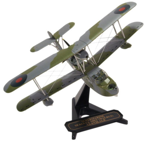 Oxford Diecast Seagull Walrus RAF Museum Hendon 1:72 Model Aircraft