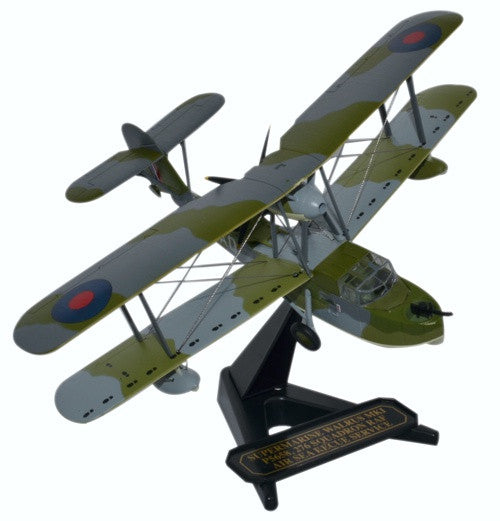 Oxford Diecast Supermarine Seagull Walrus RAF 276 1:72 Model Aircraft
