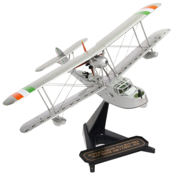 Oxford Diecast Supermarine Walrus N19 Irish Air Corps