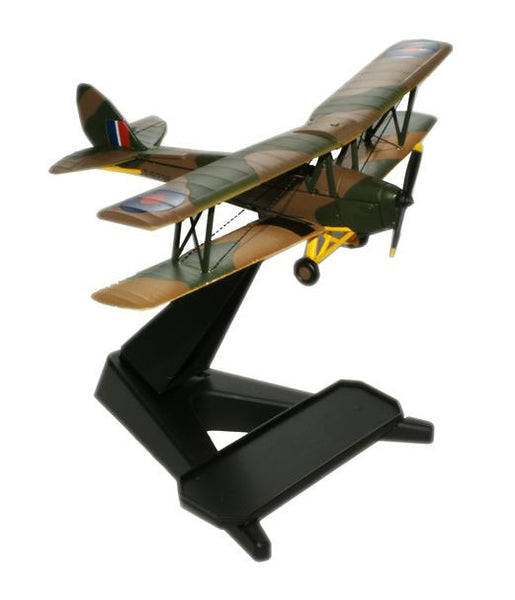 Oxford Diecast RAF DH Tiger Moth - 1:72 1:72 Model Aircraft