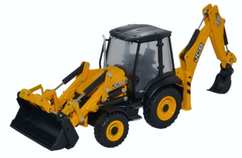 Oxford Diecast JCB 3CX ECO Backhoe Loader