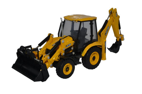 Oxford Diecast JCB Eco Backhoe Loader