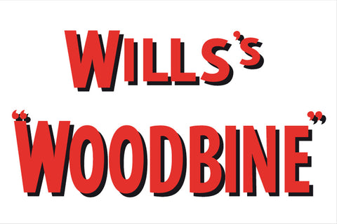 Oxford Diecast Pallet Loads Wills Woodbine * 4