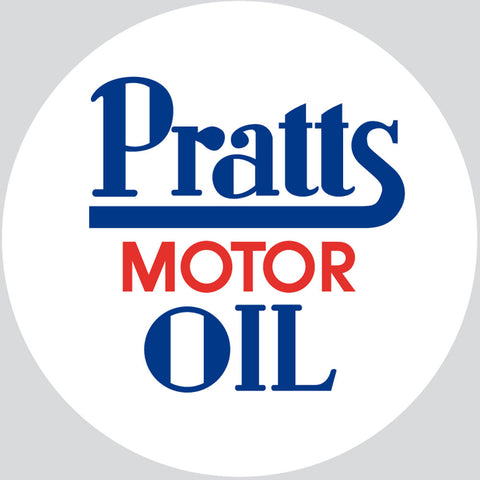 Oxford Diecast Pallet Loads Pratts Motor Oil * 4