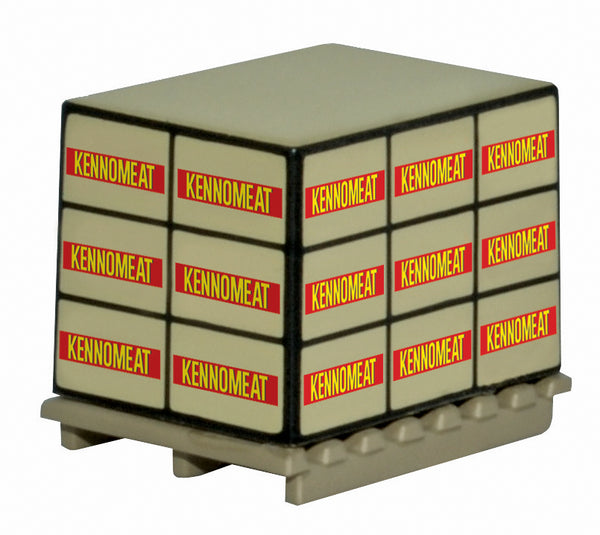 Oxford Diecast Accessories Pallet Load Kennomeat