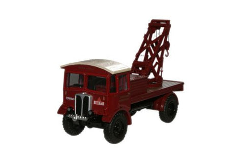 Oxford Diecast Devon General AEC Matador Wrecker - 1:76 Scale