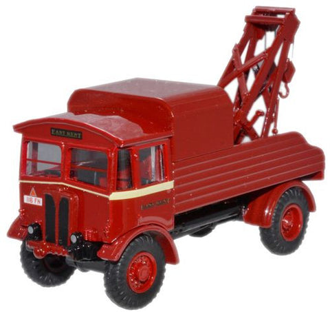 Oxford Diecast East Kent AEC Matador - 1:76 Scale