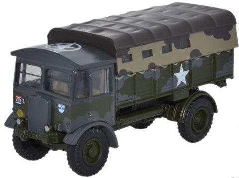 Oxford Diecast AEC Matador 2nd Batt Gordon Highlanders - 1:76 Scale