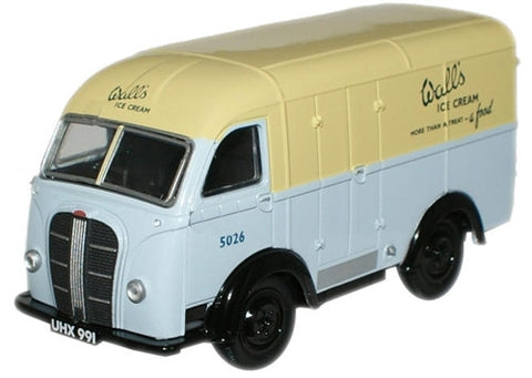 Oxford Diecast Walls Austin K8 Threeway Van - 1:76 Scale