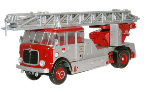 Oxford Diecast London Fire AEC Mercury TL - 1:76 Scale
