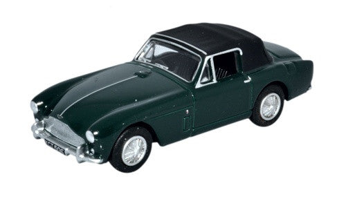 Oxford Diecast Aston Martin DB2 MKIII DHC Dark British Racing Green