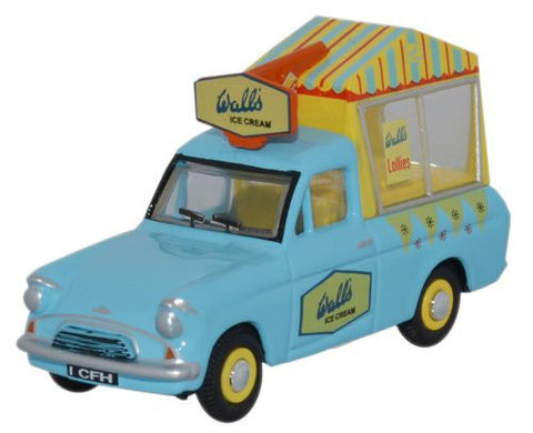 Oxford Diecast Walls Ice Cream Van - 1:76 Scale
