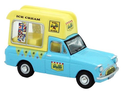 Oxford Diecast Walls Ice Cream High Top - 1:76 Scale