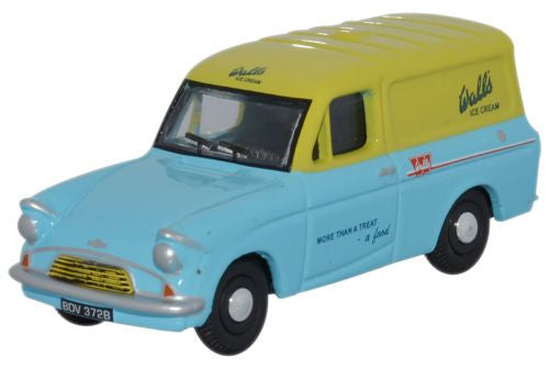 Oxford Diecast Walls Van - 1:76 Scale