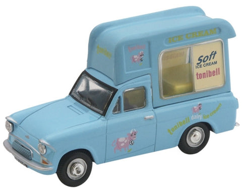 Oxford Diecast Tonibell Blue - 1:76 Scale