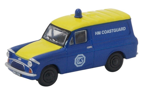 Oxford Diecast Coastguard Van - 1:76 Scale