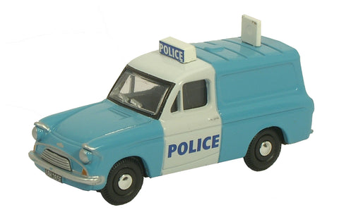 Oxford Diecast Hull City Police Anglia Van - 1:76 Scale