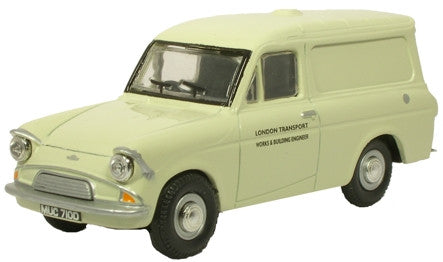 Oxford Diecast London Transport Anglia - 1:76 Scale