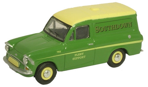 Oxford Diecast Southdown Anglia Van - 1:76 Scale