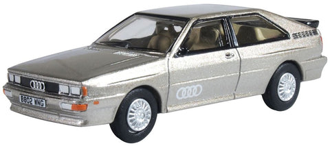 Oxford Diecast Sable Brown Metallic Audi Quattro