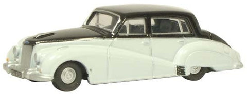Oxford Diecast Black/ Grey Armstrong Sid - 1:76 Scale