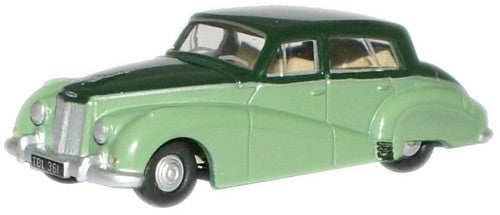 Oxford Diecast Green Arm Siddeley - 1:76 Scale