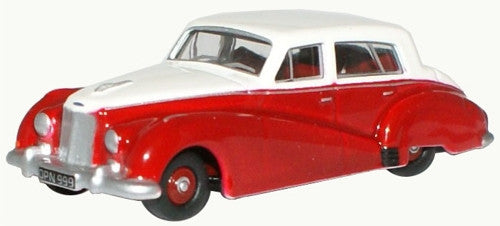 Oxford Diecast Ivory/Terra Armstrong Siddeley Star Sapphire - 1:76 Sca
