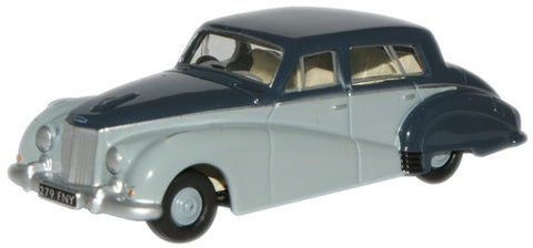 Oxford Diecast Grey/Silver Arm Sidd Star Sap - 1:76 Scale