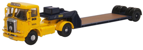 Oxford Diecast Atkinson Borderer Low Loader NCB Mines Rescue