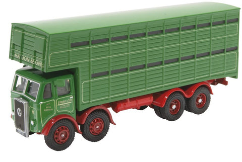 Oxford Diecast Atkinson Cattle Truck J Haydon & Sons