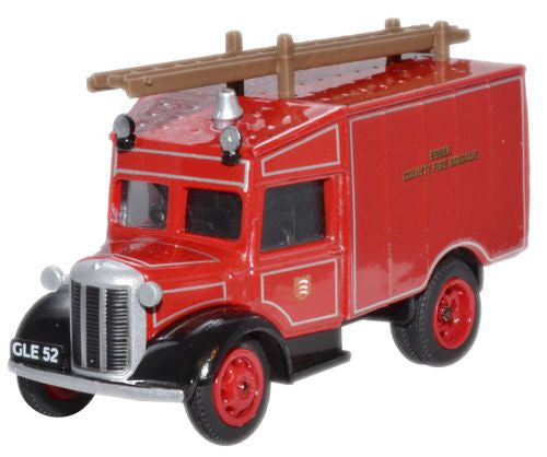 Oxford Diecast Essex Fire Brigade Austin ATV - 1:76 Scale